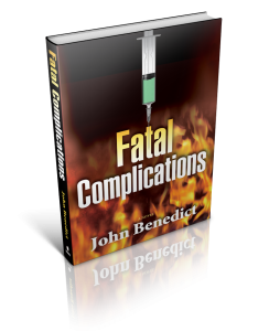 Fatal Complications 3D book cover