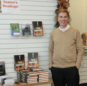 John Benedict MD at December 2015 Book Signing