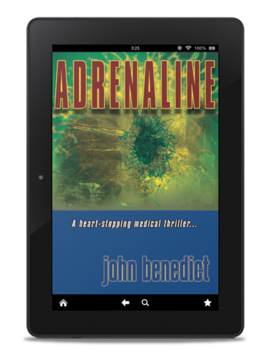 Adrenaline - Amazon #1 Best Selling Medical Triller