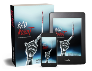 Bad Robot Paperback and Ebook