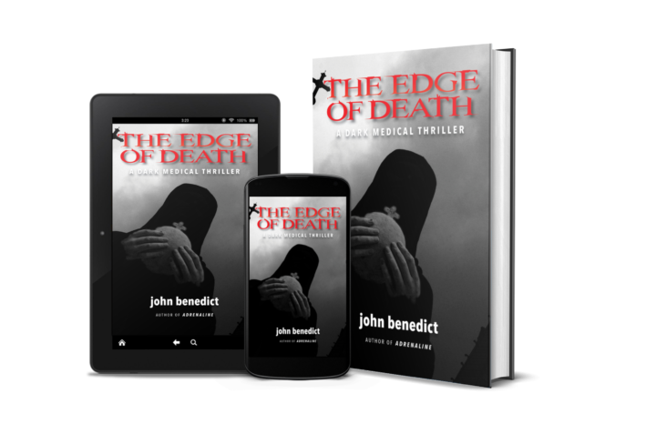 Edge of Death - A Dark Medical Thriller